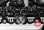Image of Franklin Roosevelt inauguration in 1933 Washington DC USA, 1933, second 4 stock footage video 65675055029
