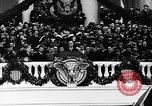 Image of Franklin Roosevelt inauguration in 1933 Washington DC USA, 1933, second 5 stock footage video 65675055029