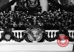 Image of Franklin Roosevelt inauguration in 1933 Washington DC USA, 1933, second 8 stock footage video 65675055029