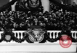 Image of Franklin Roosevelt inauguration in 1933 Washington DC USA, 1933, second 10 stock footage video 65675055029