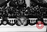 Image of Franklin Roosevelt inauguration in 1933 Washington DC USA, 1933, second 11 stock footage video 65675055029