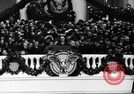 Image of Franklin Roosevelt inauguration in 1933 Washington DC USA, 1933, second 12 stock footage video 65675055029