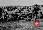 Image of National Guard troops encamped at Fort Bliss El Paso Texas United States USA, 1916, second 1 stock footage video 65675055035