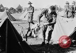 Image of National Guard troops encamped at Fort Bliss El Paso Texas United States USA, 1916, second 2 stock footage video 65675055035