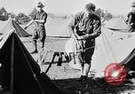 Image of National Guard troops encamped at Fort Bliss El Paso Texas United States USA, 1916, second 3 stock footage video 65675055035