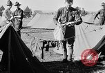 Image of National Guard troops encamped at Fort Bliss El Paso Texas United States USA, 1916, second 4 stock footage video 65675055035