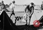 Image of National Guard troops encamped at Fort Bliss El Paso Texas United States USA, 1916, second 5 stock footage video 65675055035