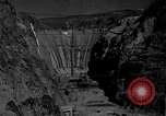 Image of Boulder Dam construction Boulder City Nevada USA, 1935, second 8 stock footage video 65675055052