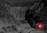 Image of Boulder Dam construction Boulder City Nevada USA, 1935, second 10 stock footage video 65675055052