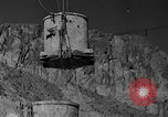Image of Boulder Dam construction Boulder City Nevada USA, 1935, second 12 stock footage video 65675055052