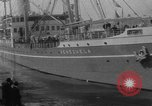 Image of Steamship Venezuela San Francisco California USA, 1923, second 7 stock footage video 65675055060