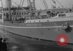 Image of Steamship Venezuela San Francisco California USA, 1923, second 8 stock footage video 65675055060