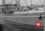 Image of Steamship Venezuela San Francisco California USA, 1923, second 9 stock footage video 65675055060