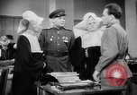 Image of Russian occupation headquarters Germany, 1945, second 4 stock footage video 65675055065