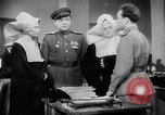 Image of Russian occupation headquarters Germany, 1945, second 6 stock footage video 65675055065