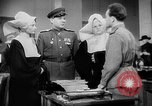 Image of Russian occupation headquarters Germany, 1945, second 7 stock footage video 65675055065