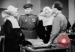 Image of Russian occupation headquarters Germany, 1945, second 8 stock footage video 65675055065