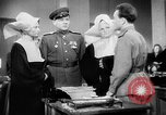 Image of Russian occupation headquarters Germany, 1945, second 9 stock footage video 65675055065