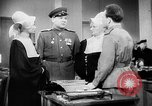 Image of Russian occupation headquarters Germany, 1945, second 12 stock footage video 65675055065