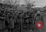 Image of German prisoners marched through town Mulhouse Alsace France, 1944, second 1 stock footage video 65675055073