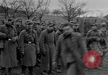 Image of German prisoners marched through town Mulhouse Alsace France, 1944, second 2 stock footage video 65675055073