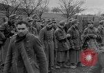 Image of German prisoners marched through town Mulhouse Alsace France, 1944, second 3 stock footage video 65675055073