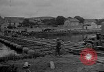 Image of U.S. Army XX Corps crossing Marne River France, 1944, second 5 stock footage video 65675055074