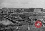 Image of U.S. Army XX Corps crossing Marne River France, 1944, second 9 stock footage video 65675055074