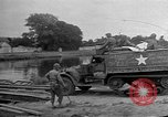 Image of U.S. Army XX Corps crossing Marne River France, 1944, second 11 stock footage video 65675055074