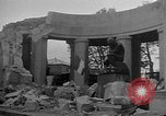Image of Damaged World War I memorial  Rheims France, 1944, second 8 stock footage video 65675055075