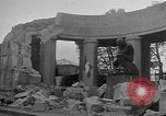 Image of Damaged World War I memorial  Rheims France, 1944, second 11 stock footage video 65675055075