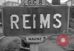 Image of French Resistance fighters take control Rheims France, 1944, second 9 stock footage video 65675055076
