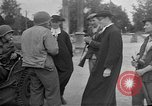 Image of French Resistance fighters take control Rheims France, 1944, second 12 stock footage video 65675055076