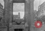 Image of Wartime protection for Cathedral of Notre-Dame  Rheims France, 1944, second 1 stock footage video 65675055077