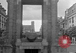 Image of Wartime protection for Cathedral of Notre-Dame  Rheims France, 1944, second 2 stock footage video 65675055077