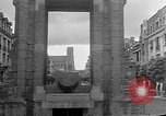 Image of Wartime protection for Cathedral of Notre-Dame  Rheims France, 1944, second 3 stock footage video 65675055077