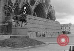 Image of Wartime protection for Cathedral of Notre-Dame  Rheims France, 1944, second 7 stock footage video 65675055077