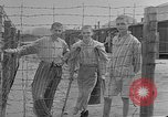 Image of British MPs visiting Buchenwald Concentration Camp Buchenwald Germany, 1945, second 2 stock footage video 65675055080