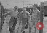 Image of British MPs visiting Buchenwald Concentration Camp Buchenwald Germany, 1945, second 5 stock footage video 65675055080