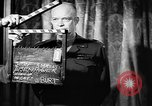 Image of Dwight Eisenhower speech on VE Day Paris France, 1945, second 4 stock footage video 65675055089