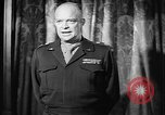 Image of Dwight Eisenhower speech on VE Day Paris France, 1945, second 10 stock footage video 65675055089