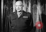 Image of Dwight Eisenhower speech on VE Day Paris France, 1945, second 12 stock footage video 65675055089