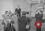 Image of US Ambassador Jefferson Caffery Paris France, 1944, second 8 stock footage video 65675055092