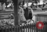 Image of Thomas Masaryk's tomb Lana Czechoslovakia, 1946, second 5 stock footage video 65675055103