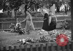 Image of Thomas Masaryk's tomb Lana Czechoslovakia, 1946, second 8 stock footage video 65675055103