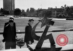 Image of Russian monument Czechoslovakia, 1946, second 1 stock footage video 65675055104