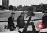 Image of Russian monument Czechoslovakia, 1946, second 4 stock footage video 65675055104