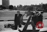 Image of Russian monument Czechoslovakia, 1946, second 9 stock footage video 65675055104
