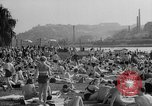 Image of River Vltava Prague Czechoslovakia, 1946, second 12 stock footage video 65675055105