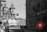 Image of church of Tyn Prague Czechoslovakia, 1946, second 3 stock footage video 65675055106